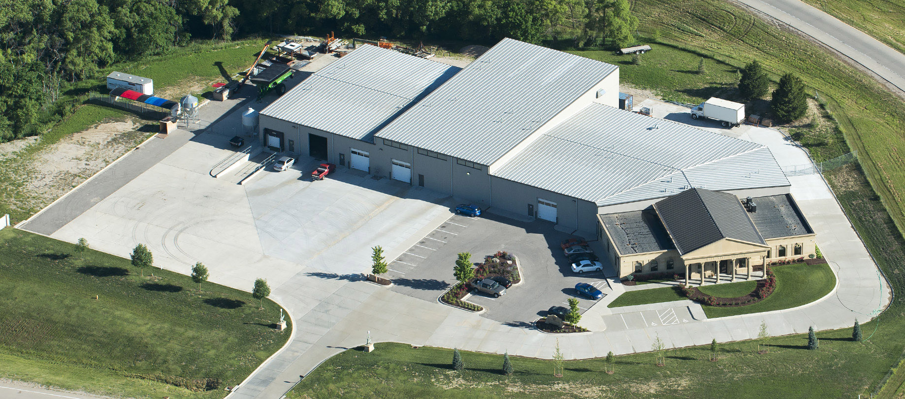 Thunderstone Manufacturing Headquarters